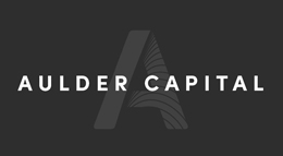 Aulder Capital black and white logo