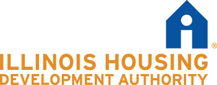 Illinois Housing Development Authority logo